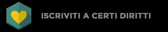 menu ISCRIVITI