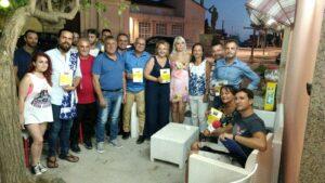 Incontro associazioni - giunta Comune Ricadi