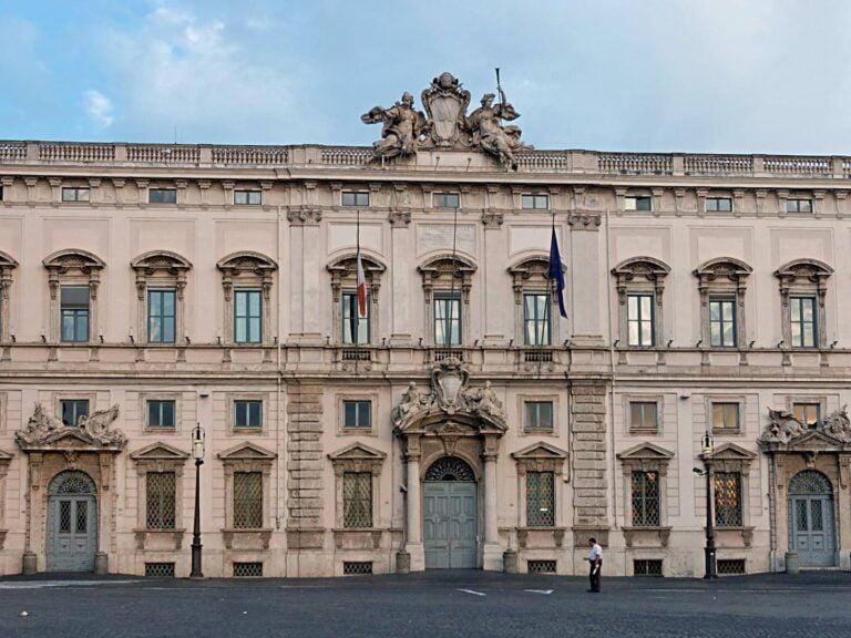 Palazzo Consulta